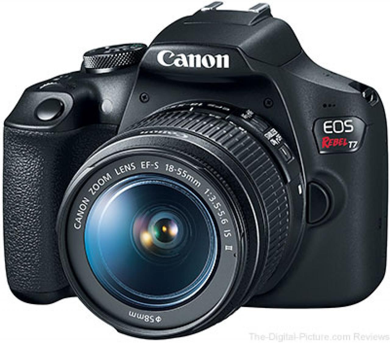 دوربین كانن Canon EOS 2000D 18-55 IS II