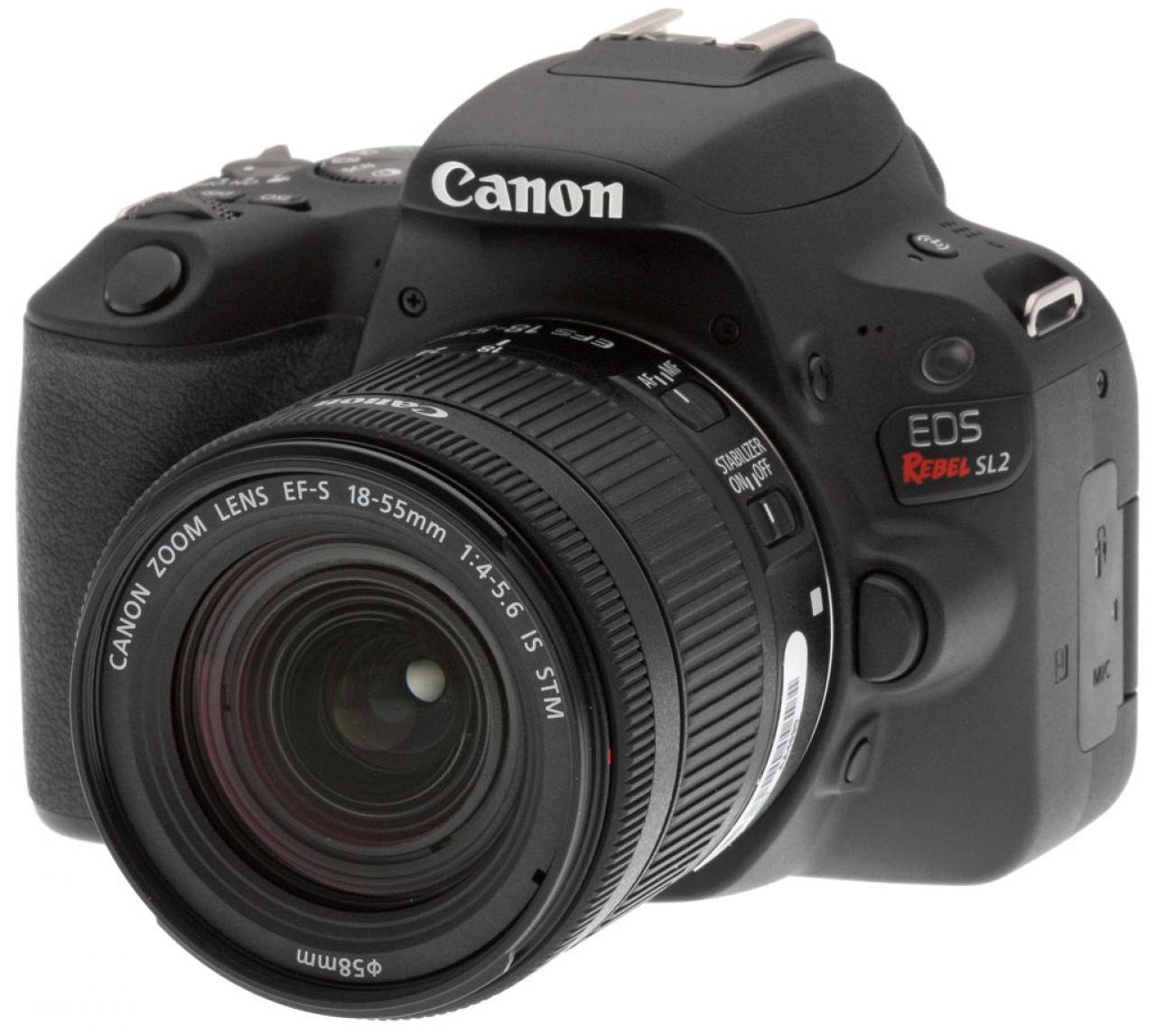 دوربین كانن Canon EOS 250D 18-55 STM