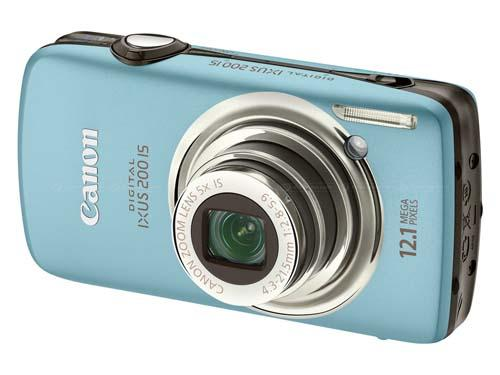 كانن ایكوز200 آی اس / Canon IXUS 200 IS