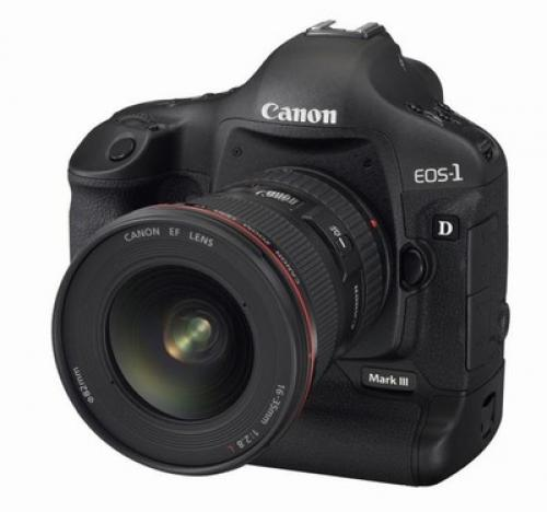 Canon EOS -1Ds Mark III