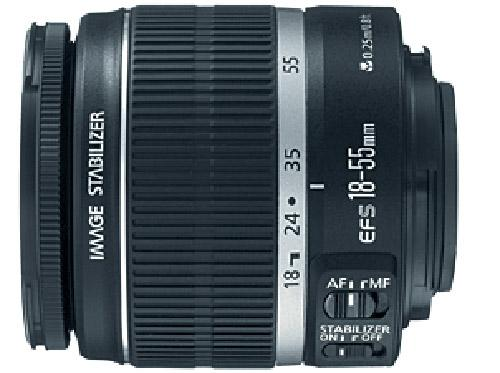 Canon EF-S 18-55mm IS