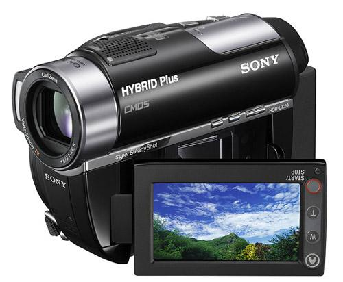 Sony HDR- UX20